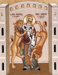 Ignatius of Antioch (c. 35-107) against docetism