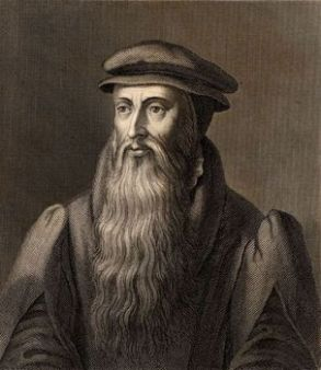 John Knox (c. 1514–1572) on the eternal predestination of God