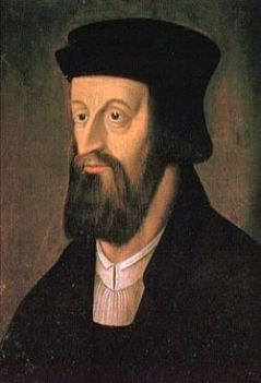 Jan Hus (c. 1369-1415): Christ alone is the head of the church