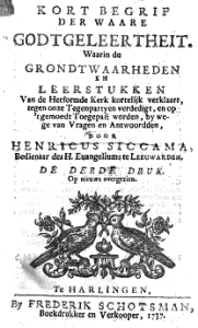 Henricus Siccama